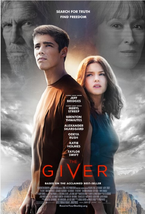The Giver movie poster jpeg