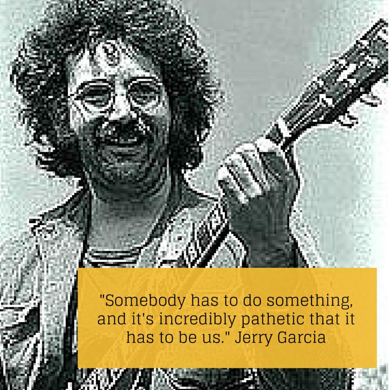 杰里·加西亚(Jerry Garcia),Workjpeg的勉强叛逆者