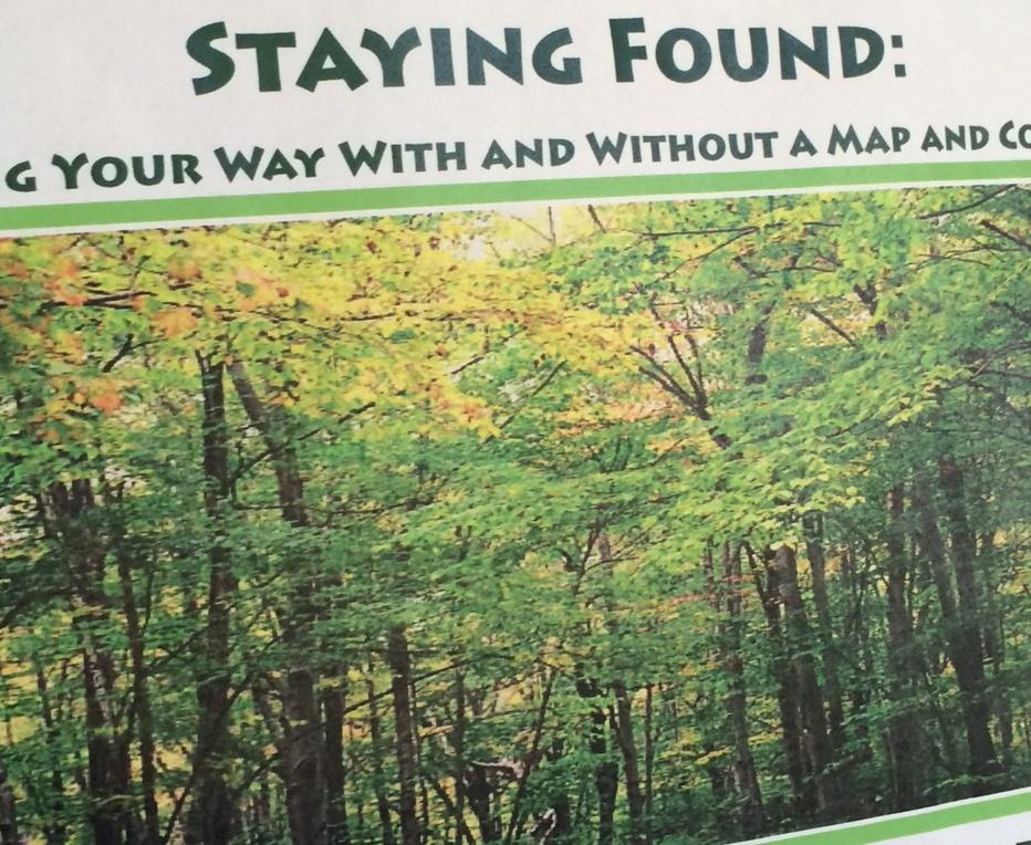 Stay Found