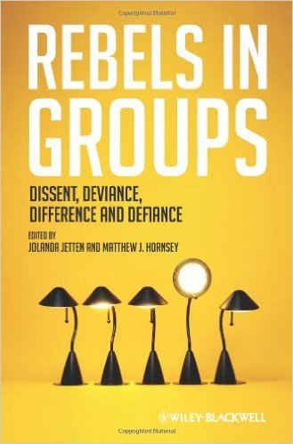 反叛s in groups