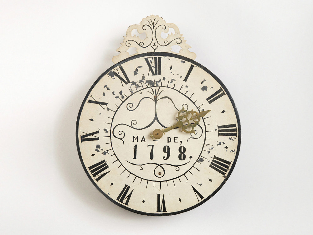 The Oldest Clock