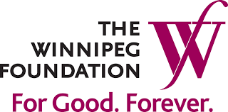 This project is supported in part by The Winnipeg Foundation which connects donors from all walks of life with local charitable organizations.