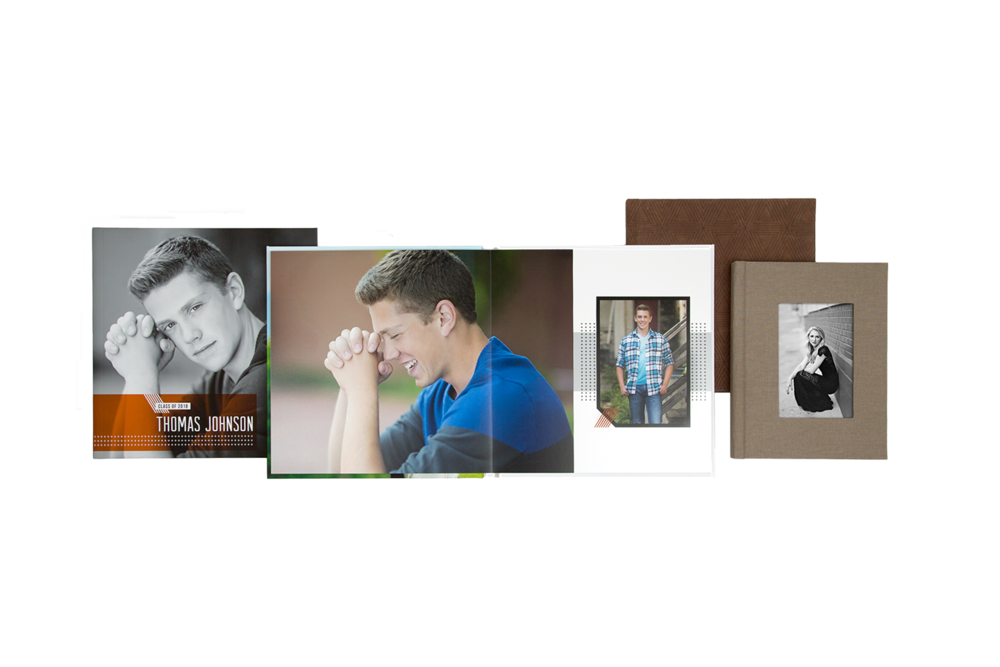Signature Albums - Beautifully simple from start to finish, our Signature Albums are the ultimate album for your images! They are designed with 10 spreads (20 pages)8x8 | $59910x10 | $79912x12 | $999Additional spreads $149 each