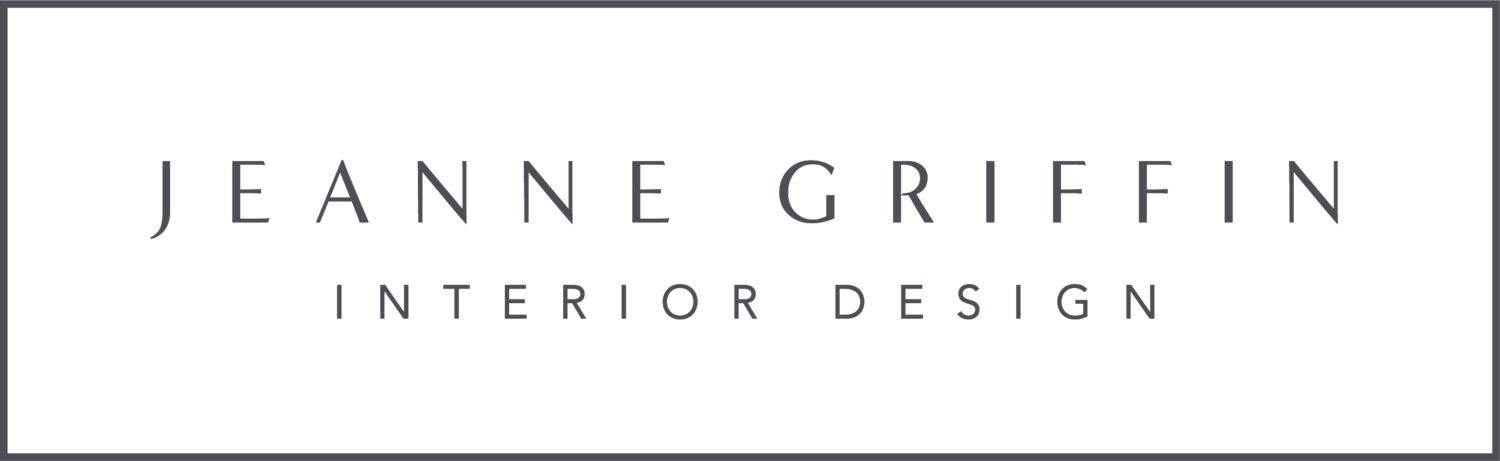 Jeanne Griffin Interior Design