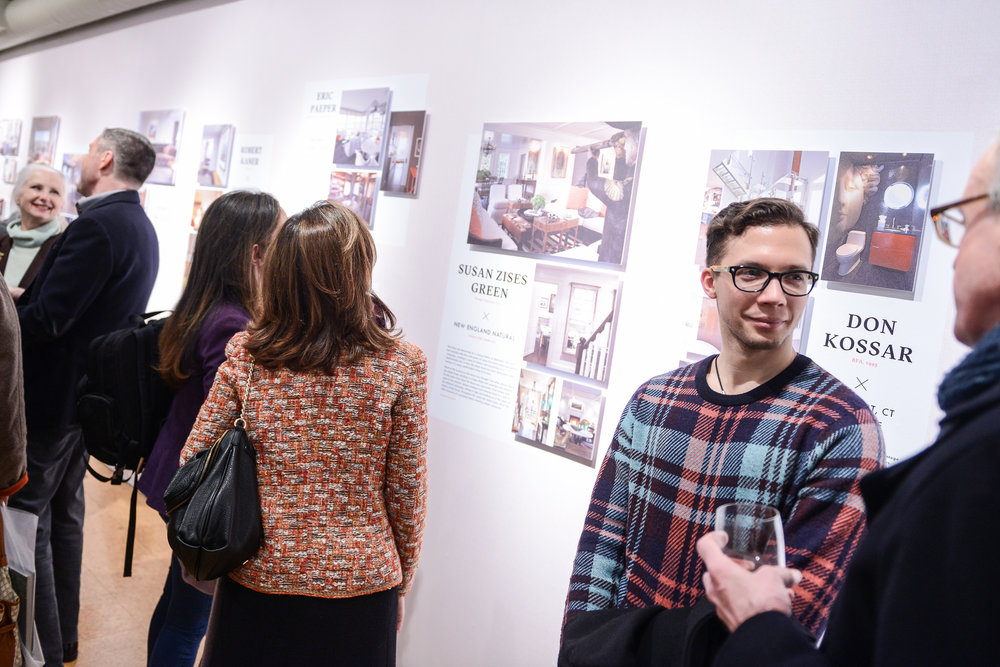 Opening Reception: Interior Design Today Alumni Exhibition