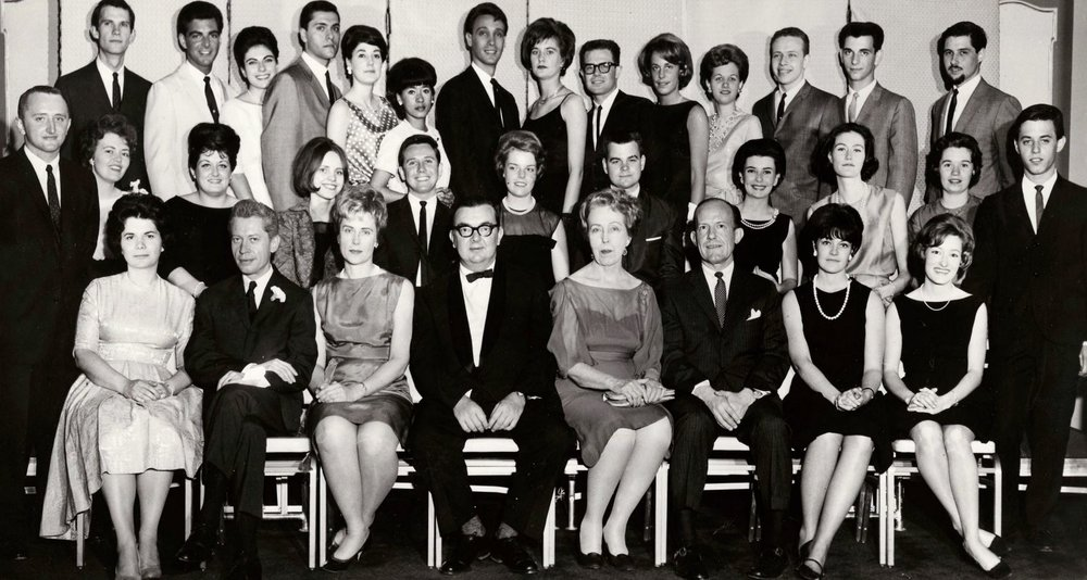 "NYSID Class of 1963: The commencement ceremony and reception that took place at the St. Regis Hotel on May 31, 1968 was a swanky affair. Distinguished architect and guest speaker  James R. LaMantia  told graduates ""you should be joyful about your decision to pursue interior design and thankful that you have found within yourselves the will to make it. The degree to which you embrace your objective is the degree to which you will succeed."""