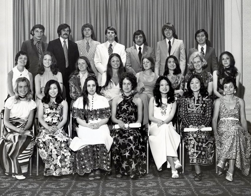 "NYSID Class of 1972: In his address at the 1970 commencement ceremony, guest speaker and interior designer  Louis Tregre  promised graduates that interior design is, ""a truly exciting profession because we have it in our power to create and establish workable and beautiful surroundings in which man spends 80 to 90 percent of his time working, living, and entertaining himself. It's a tall order and one that does require your entire dedication and involvement, but it is also the most rewarding."""