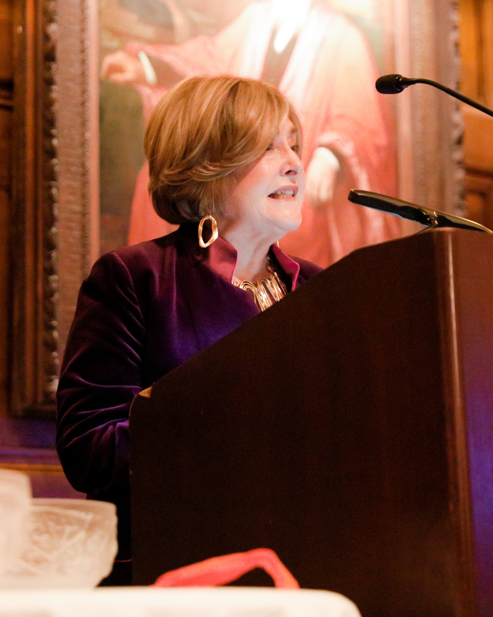 Patricia M. Sovern (Chairman Emeritus/Trustee)