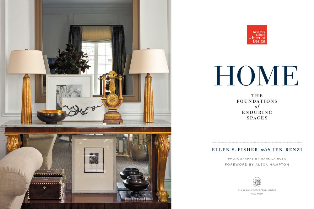 The lavishly illustrated and highly detailed interior design encyclopedia provides a comprehensive education on home design and decor from color theory ...  sc 1 st  New York School of Interior Design & Home: The Foundations of Enduring Spaces u2014 New York School of ...