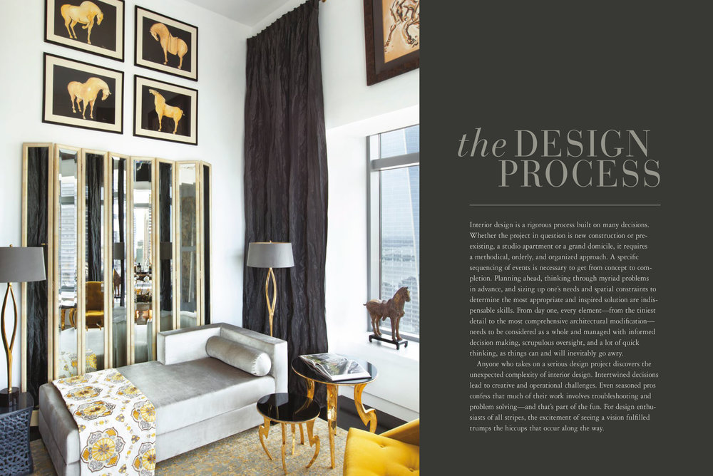 The Lavishly Illustrated And Highly Detailed Interior Design Encyclopedia  Provides A Comprehensive Education On Home Design And Decor, From Color  Theory ...
