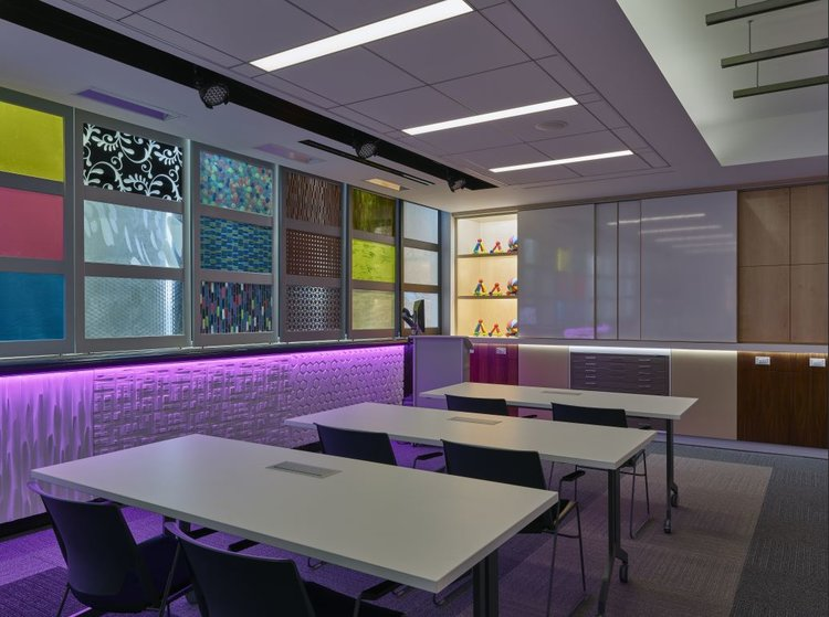Facilities New York School Of Interior Design