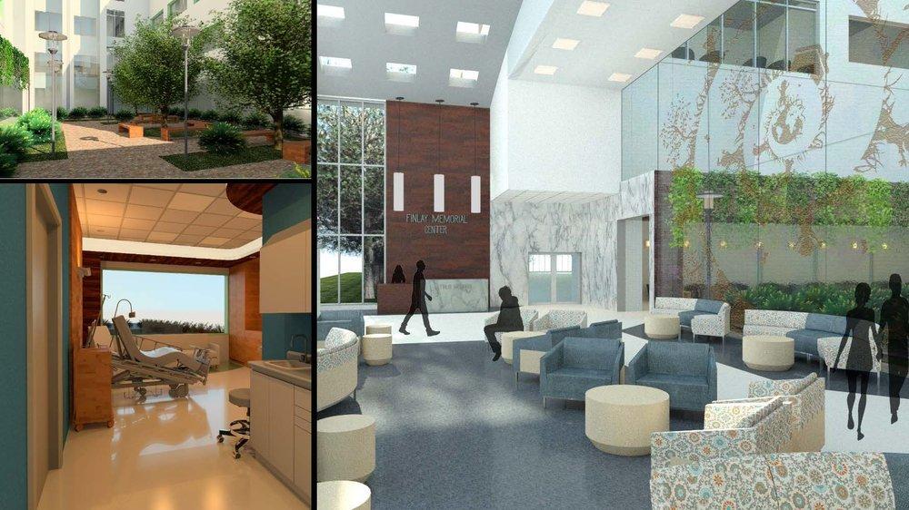 Monica Margolles-Flores | Inpatient Hospital & Master of Professional Studies in Healthcare Interior Design u2014 New ...