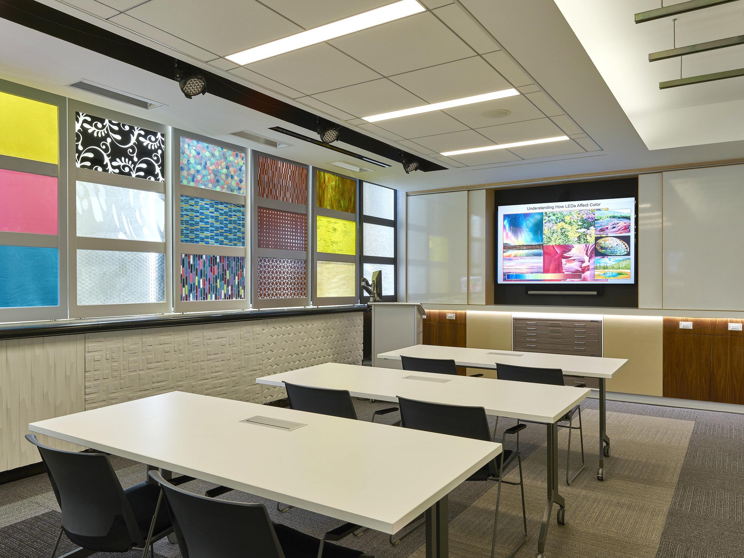 Master Of Professional Studies In Lighting Design New York School