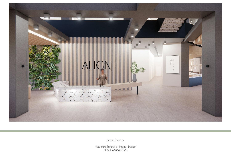 Sarah Stevens New York School Of Interior Design