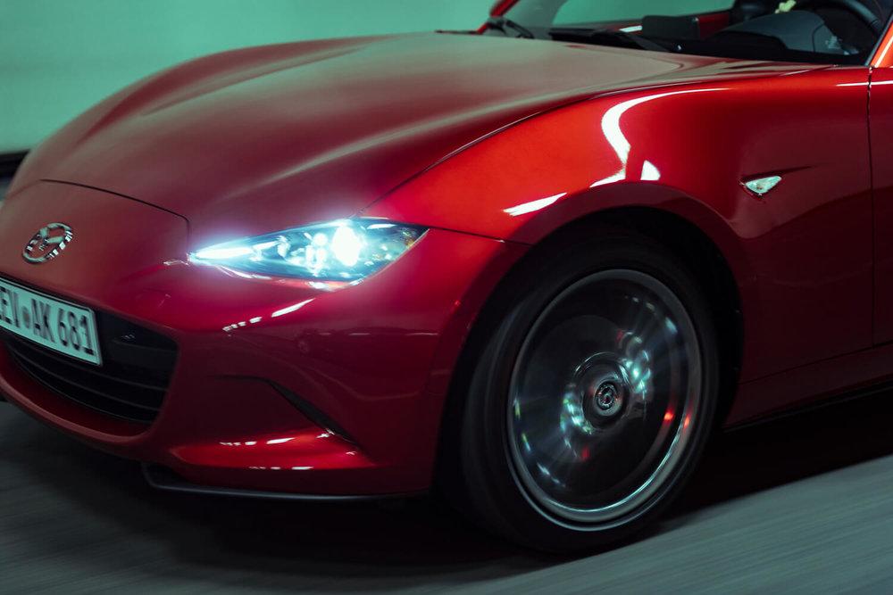 Mazda MX-5 RF - ZOOM ZOOM MAGAZINE
