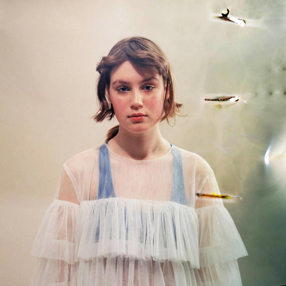 portrait photographer Tim Cole shoots fashion portraits end of roll