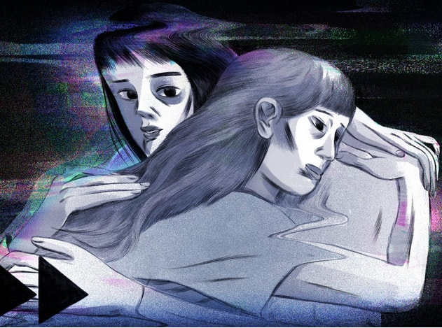 Illustration by Rebekka Dunlap
