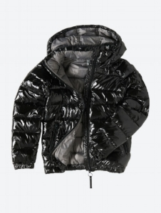 Bench Ultralight Metallic Puffer