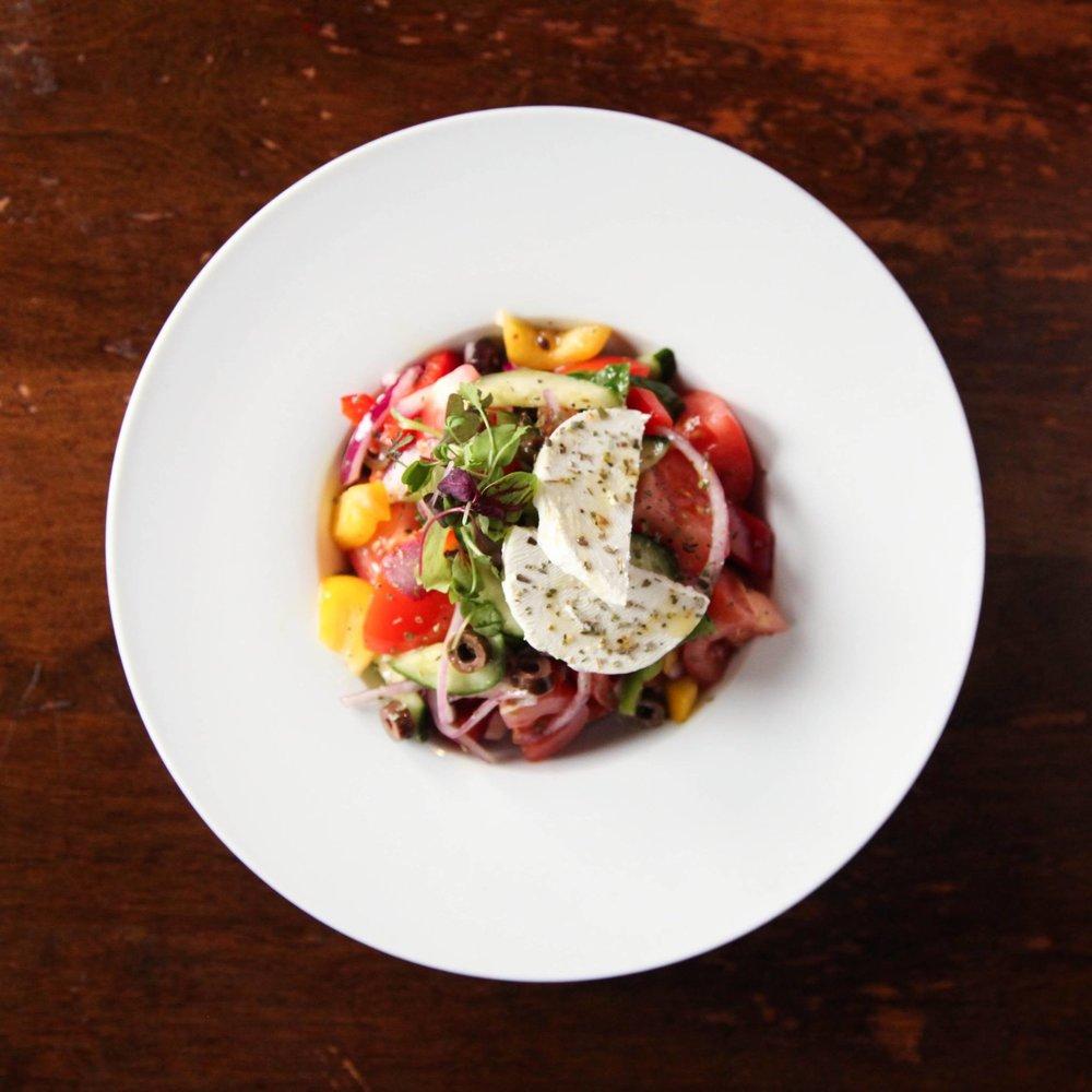 Salade de tomates Wienstein & Gavino's