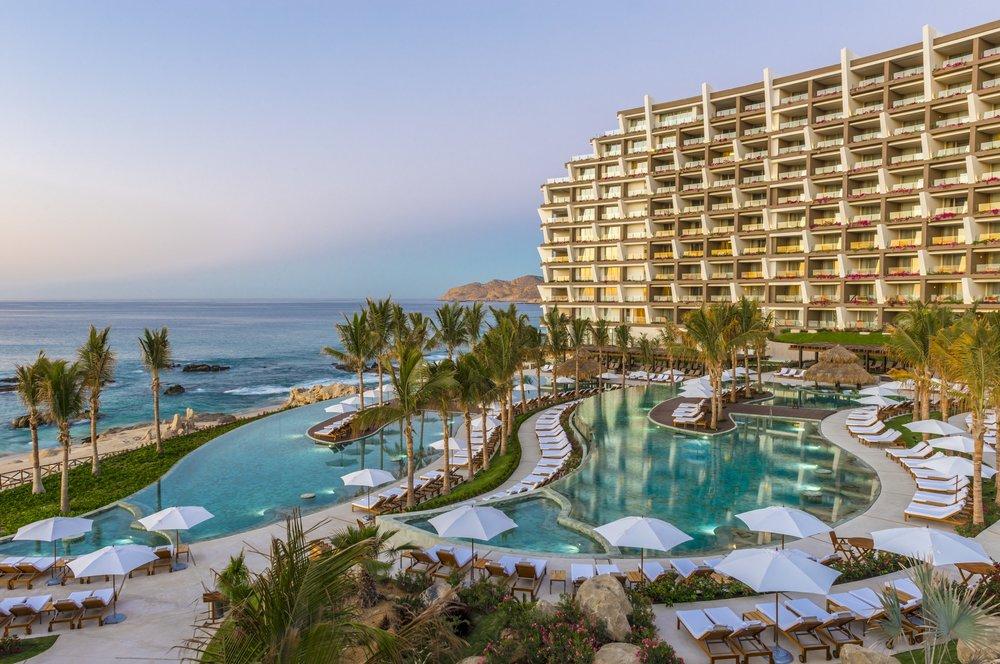 L'établissement ultra-luxueux tout inclus Grand Velas Los Cabos se trouve dans une classe à part