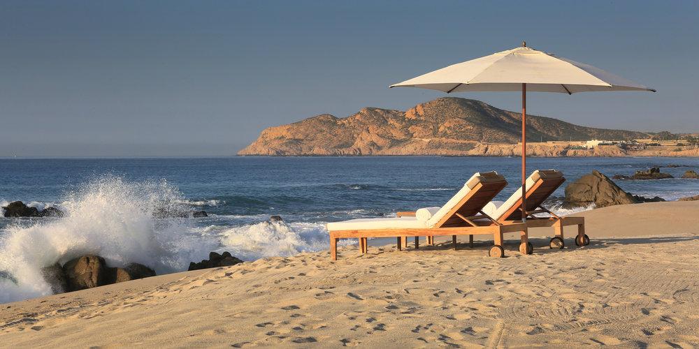 La très forte majorité des plages de Cabo ne sont pas baignables, vaut mieux se renseigner avant de réserver