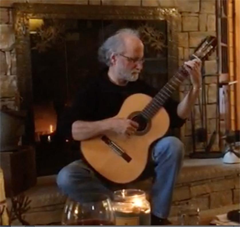 Mitchell Shuldman My Senior 65 Classical Guitar Recital The