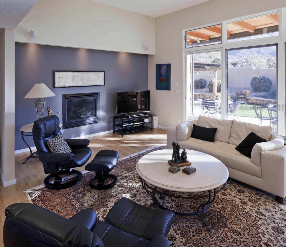 Copy of Living space remodel