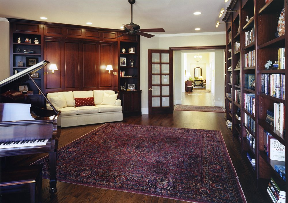 Copy of Homes with great living space.