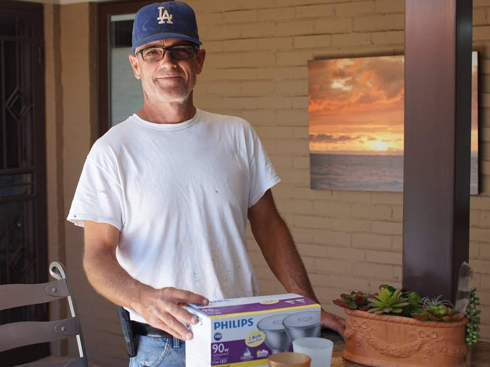 James - James began his career with Jade Enterprises in 1990 as a helper but quickly advanced to project manager. He is now a project estimator and coordinator. James manages the small project and callbacks department. In addition, as safety coordinator,James is certified by the EPA to handle lead contaminated projects.James oversees the cost accounting, scheduling and purchasing. James is married with three children. His dream is to