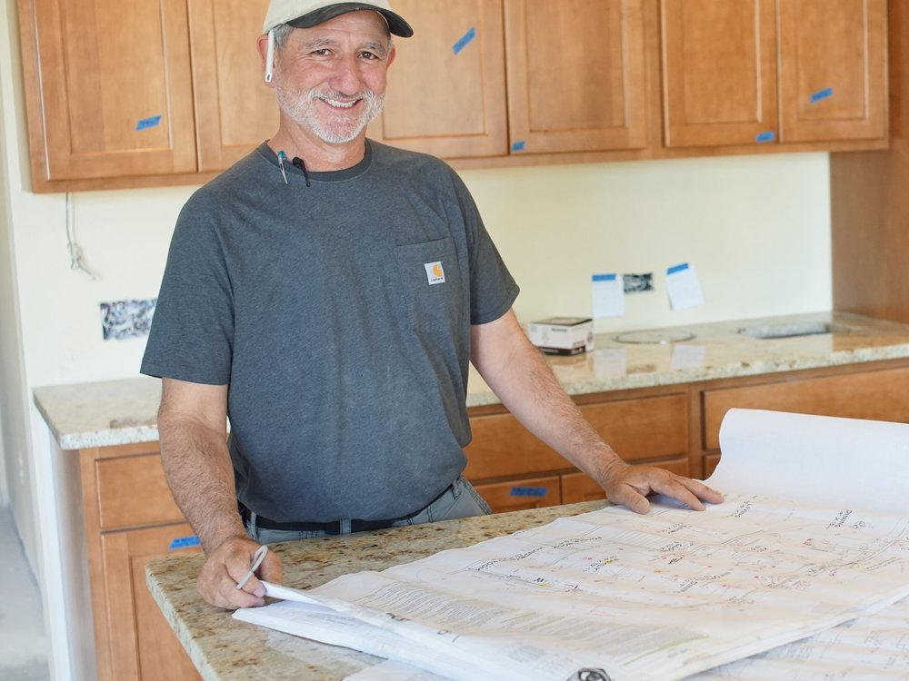 Sebastian (Seb) - Sebastian started his career with Jade Enterprises in 1992. Sebastian joined the Jade Team after returning home from the Gulf War. Sebastian's artistic talent and vast experience on the job sites has earned him great recognition and many awards. He is certified by the EPA for handling lead contaminated sites. He is married with three children and one day he hopes to hike across the country from Canada to the Baja of Mexico.