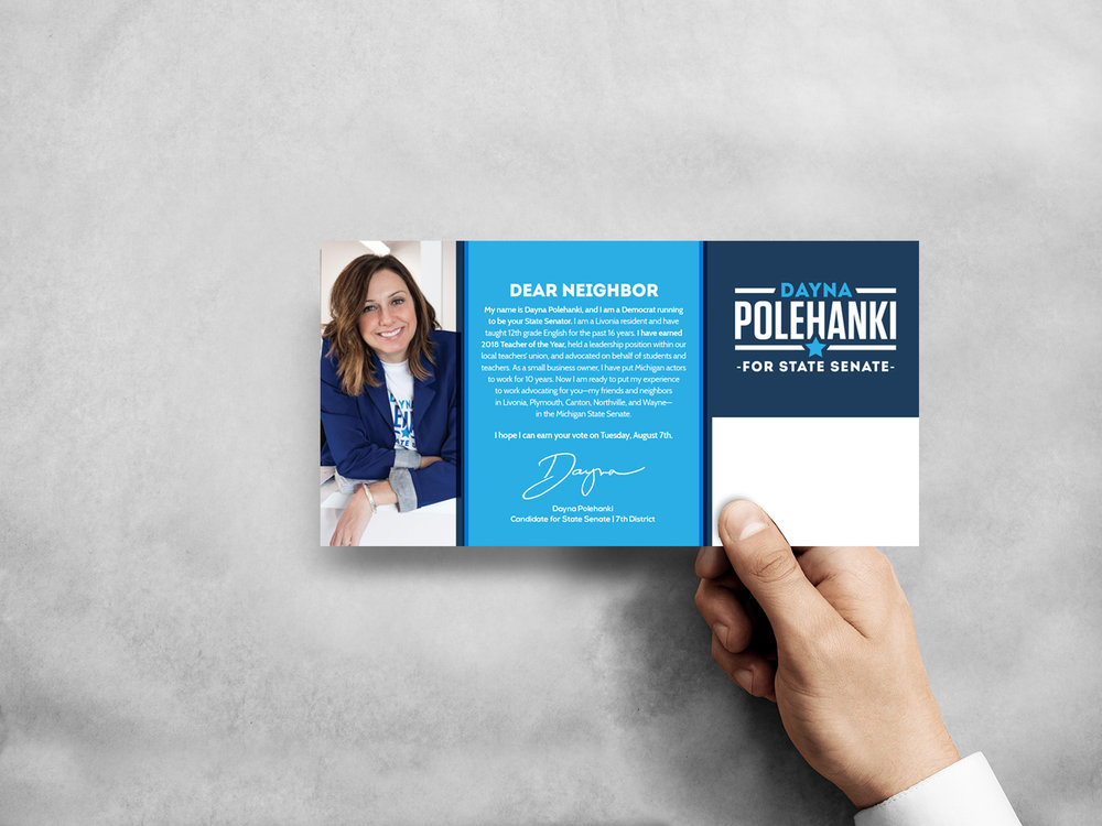 Dayna Polehanki for State Senate