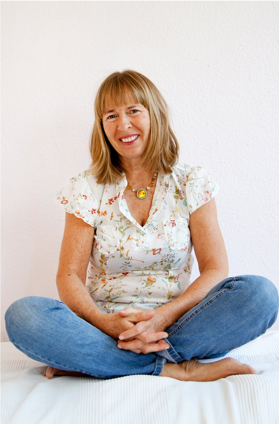 Elke Birkner - Yep, that's my mom double checking for grammar & spelling mistakes whenever she has time. :)