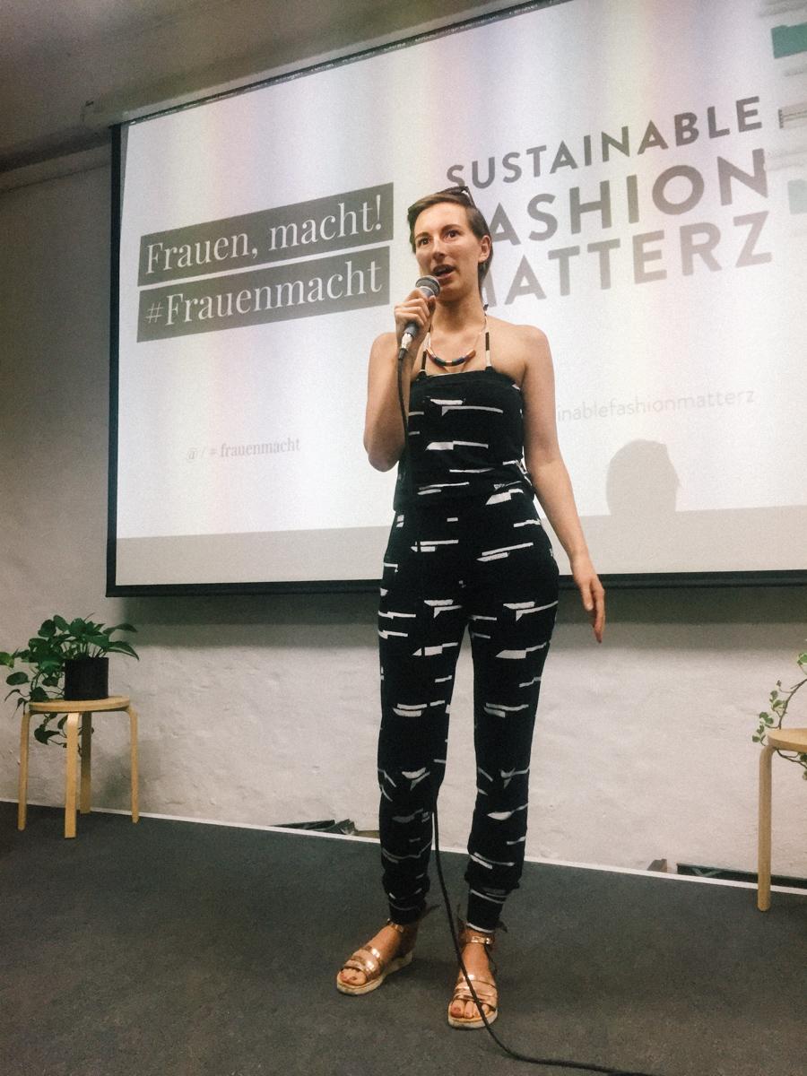 Anna / Fashion for Blind