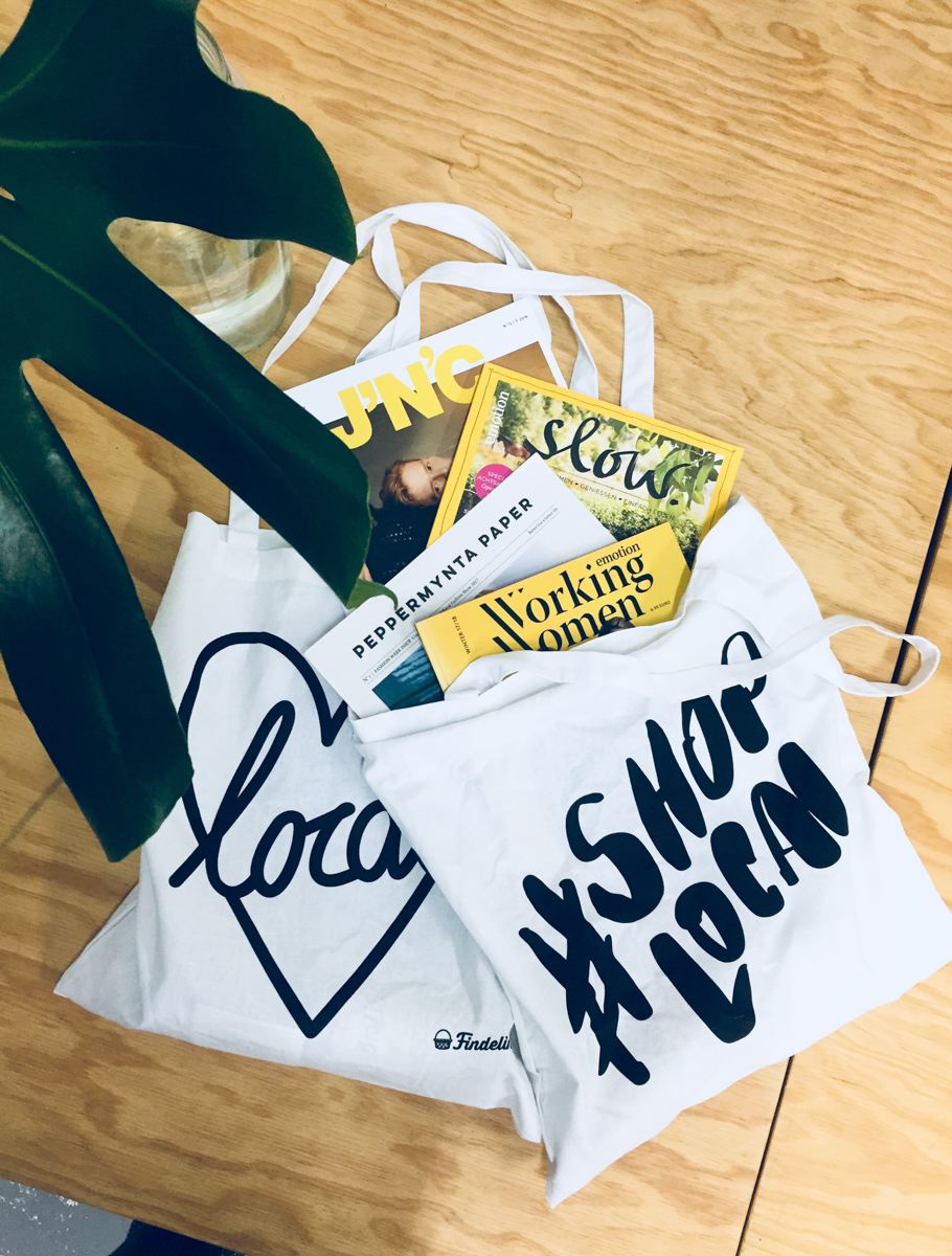 #Shoplocal