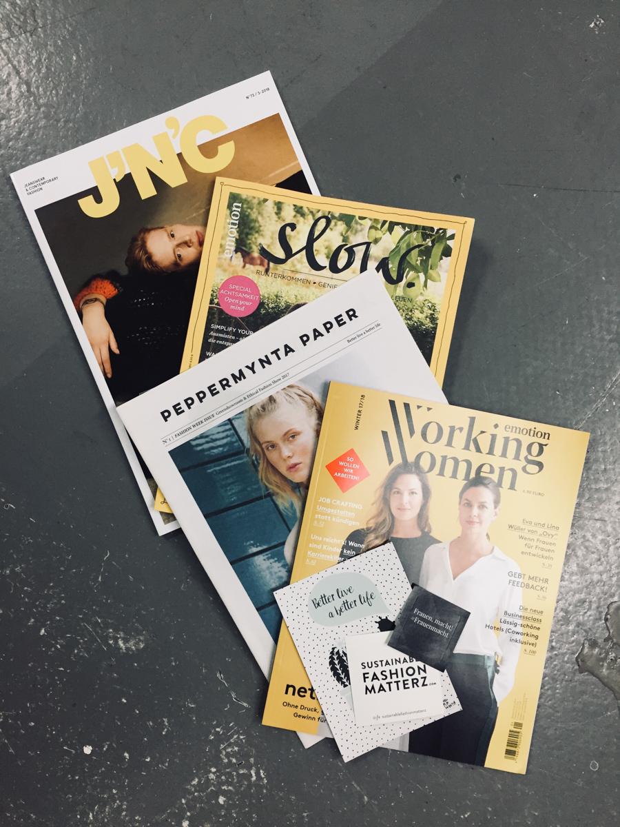 Magazine Goodies :)