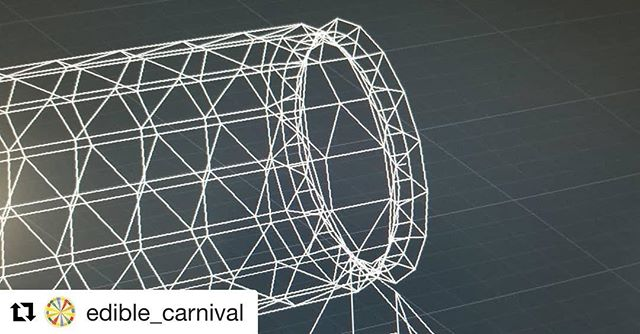 #Repost @edible_carnival with @get_repost ・・・ Working on the line drawings for the 'Rolling Field' project.  We'll be headed out to the @sandhillsinstitute  in May to start fabrication on this beast!  In the end, the cylinder you see will be planted with wheat or some variety of local crop and sit on location, rotating until harvest.  It's my first couple of days working with autoCAD.  Fingers crossed the line drawings are good enough for the engineer to review! . . If you want to help fund this massive endeavor, consider buying some merch or donate! (Link in bio)  thanks to everyone for the support!  We are equally anxious and excited to jump into this project! . . #wip #sculpture #large #planning #autocad #cad #linework #kinetic #art #2019 #contemporaryart #artist #collaboration #exciting #ready #rolling #field #art #nebraska #sandhills #residency #technology