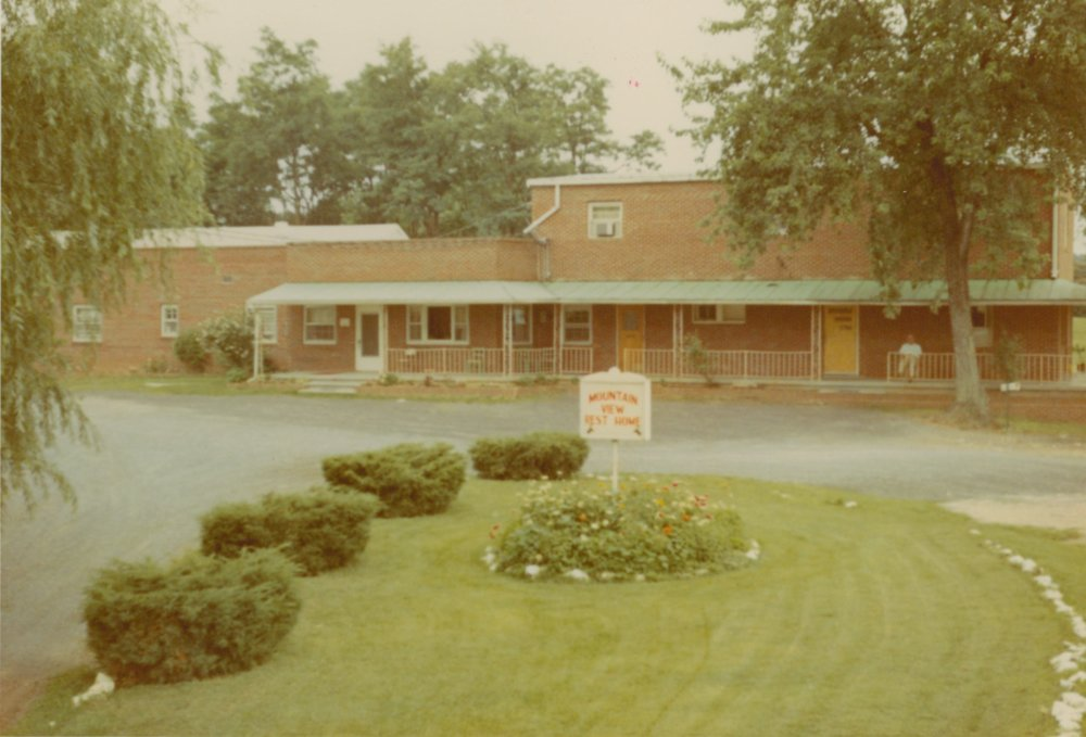 Mountain View in 1970