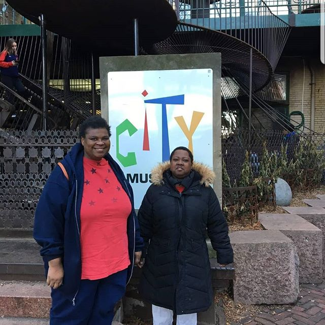 Our PA Katie took our residents out for a day of fun at the @citymuseum  #stlouisgram #downtownstl #autism #developmentaldisabilities #adultdevelopmentaldisability