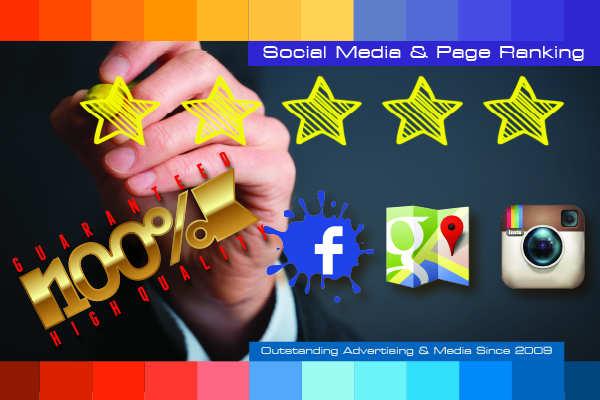 A unified social media campaign is essential - bringing you to the top ranks quickly.