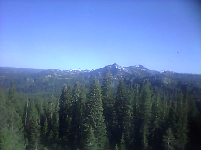 Trip from SF to Colorado Springs, CO, 2014. Tahoe. Pure beauty. Terrifyingly so. Sweaty palms, twisting highway. Fuck! I don't trust this bus driver at all!