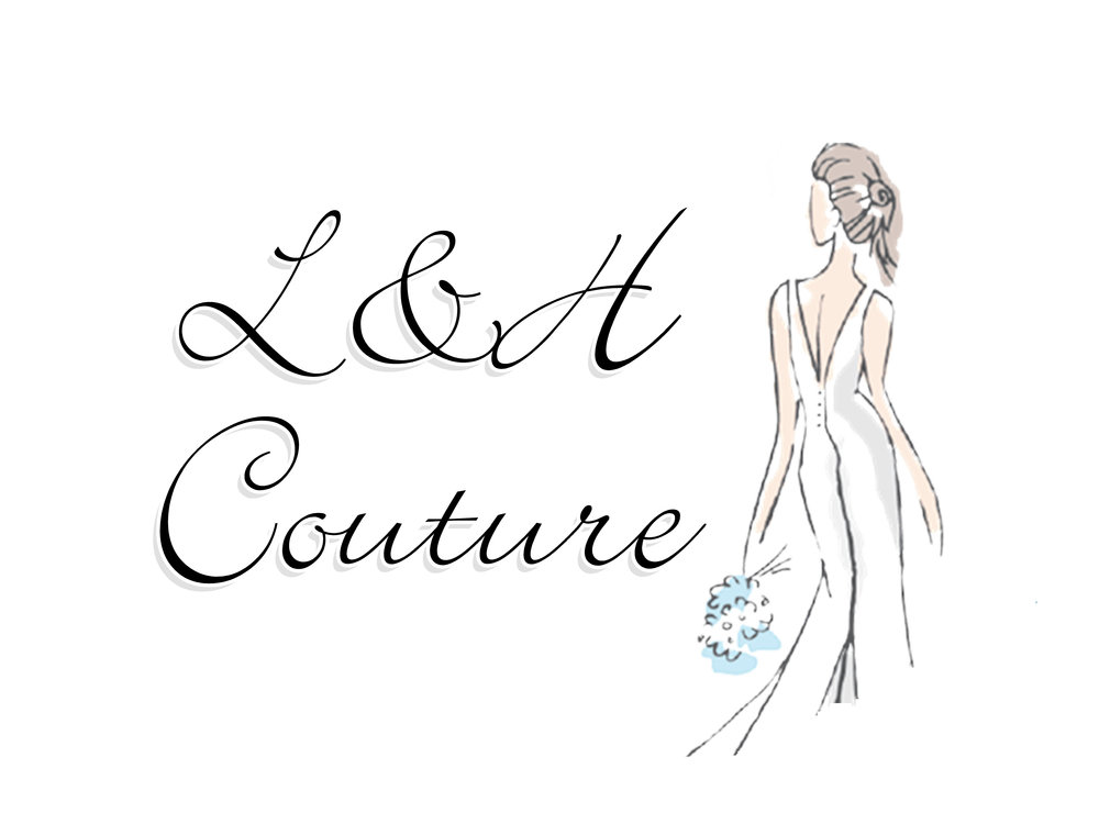 Sophisticated wedding gowns, tuxedos and attire for your whole bridal party!                            www.LH-Couture.com -
