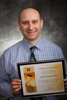 Daniel Katzman M.D., F.C.C.P.