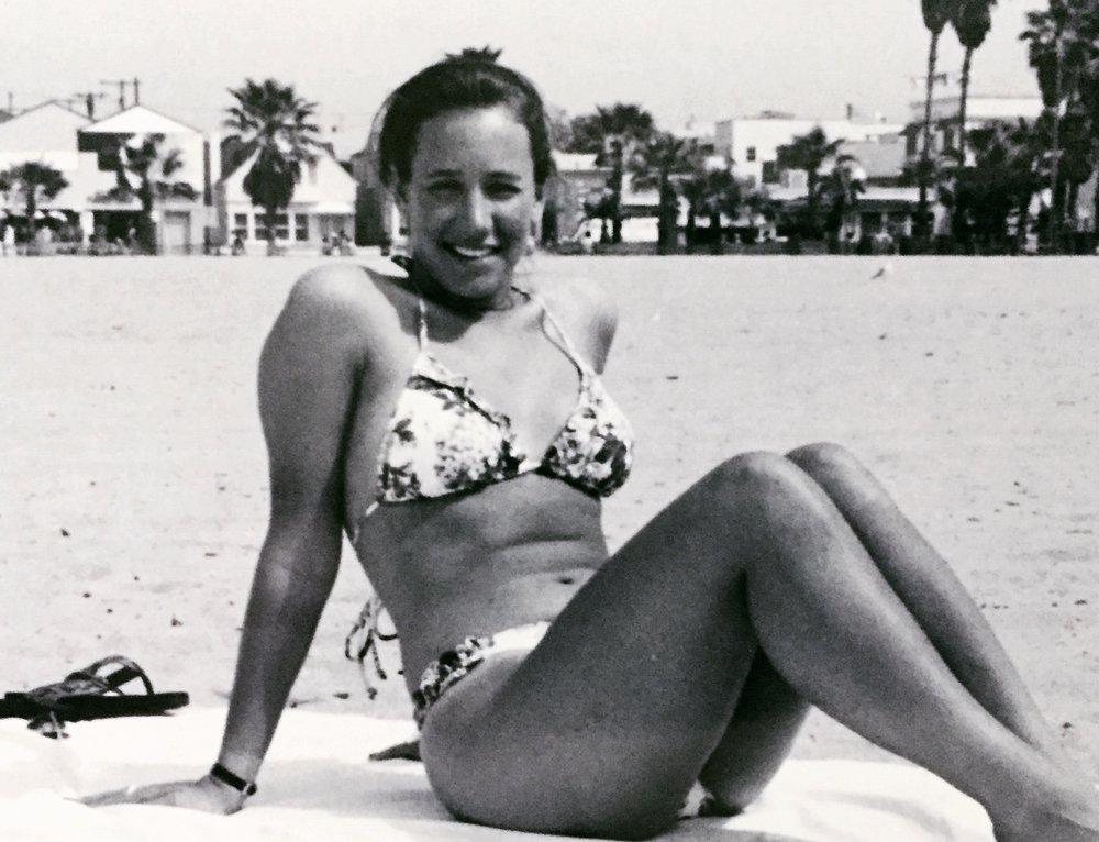 Venice Beach, CA ~ (Circa a long time ago)