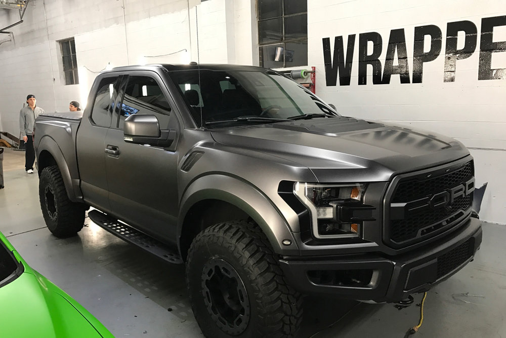 F-150 Window Tinting