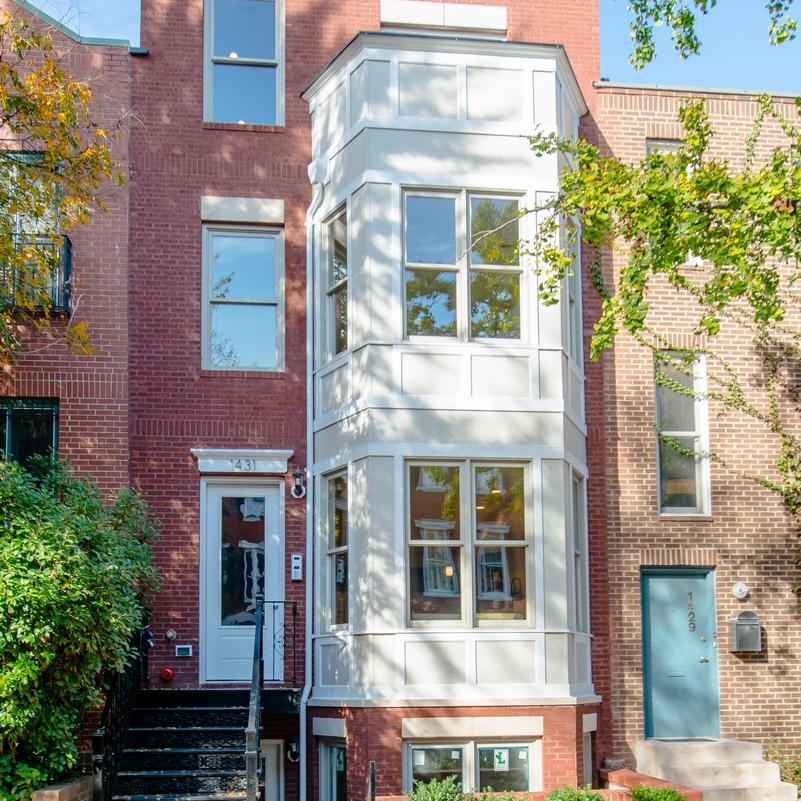 1431 Corcoran Street NW - 4 Units - SOLD 2015