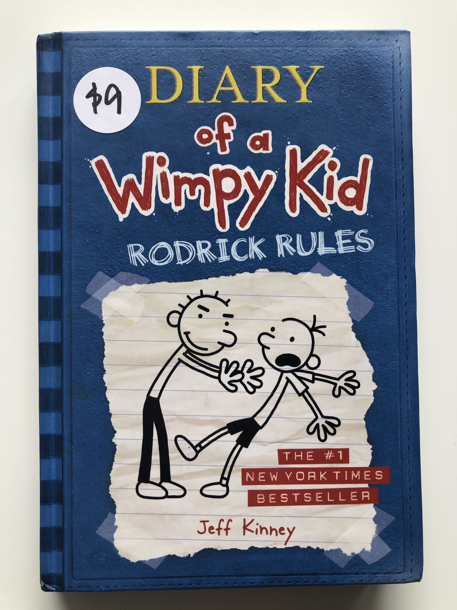 Diary Of A Wimpy Kid Rodrick Rules Avoid The Day Bookstore Cafe