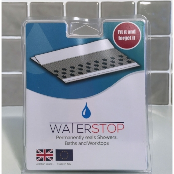 abmWaterstop permanently seal showers, Baths and worktops