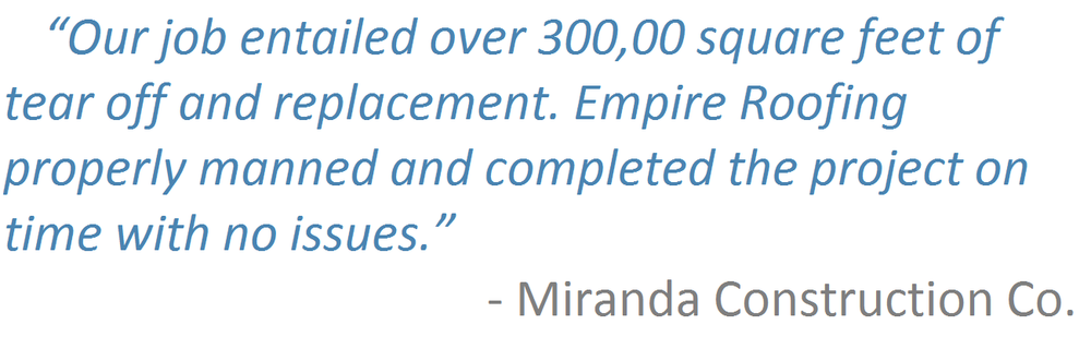 Miranda Construction Company