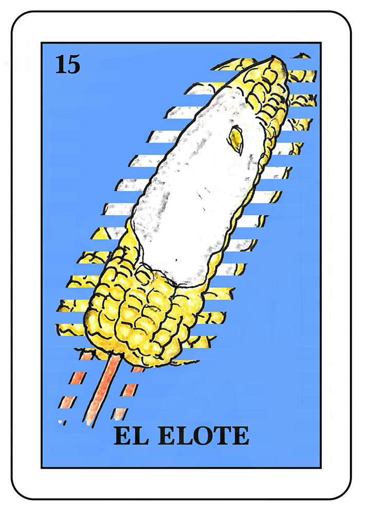 El Elote: Corn on the Cob