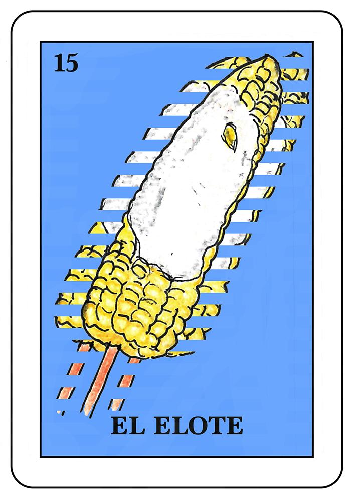 El Elote: Corn on the Cob